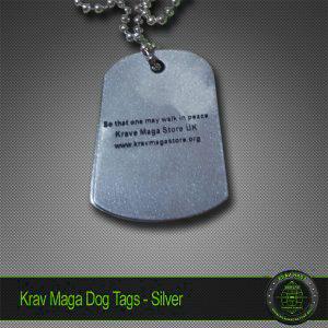 krav-maga-silver-dogtags