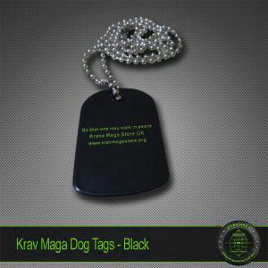 krav-maga-black-dogtags