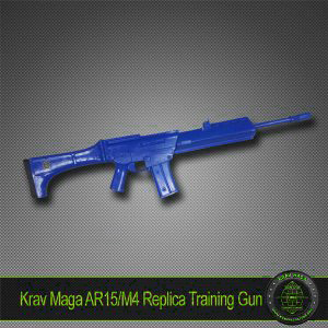 krav-maga-AR15-M4-gun