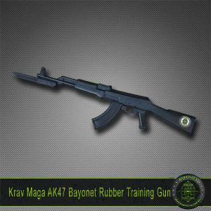 krav-maga-Ak47-bayonet-gun