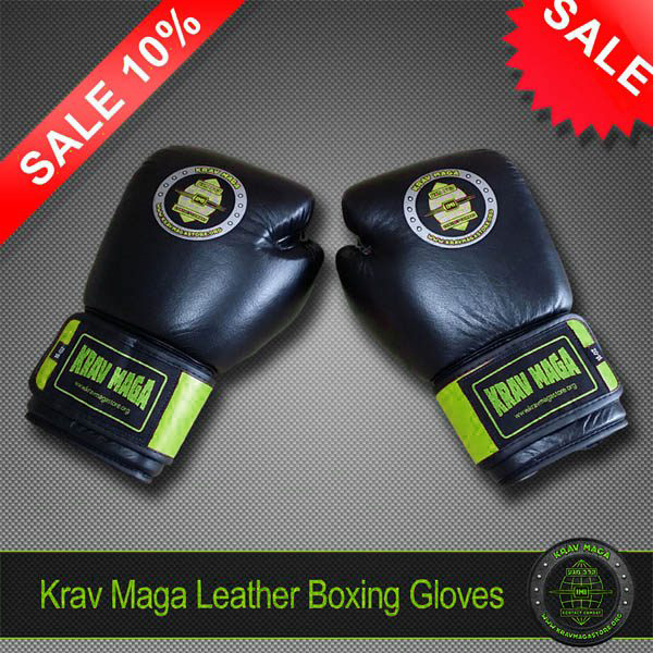 krav-maga-leather-boxing-gloves