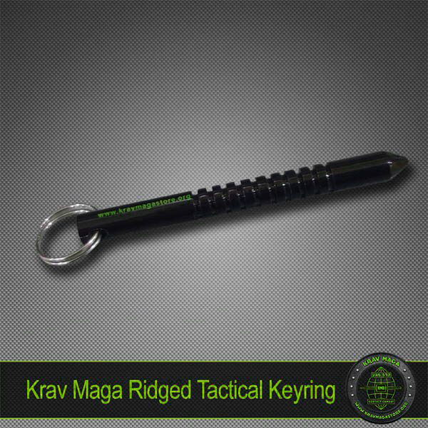 krav-maga-ridged-tactical-keyring